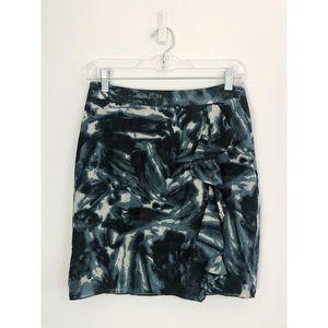 Ann Taylor Skirts - Ann Taylor Silk Pencil Skirt